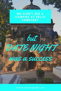 When a househusband gets to choose date night, anything can happen. #datenight #vampire  via @gabeburkhardt