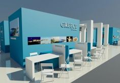 VISIT GREECE| Greece @ WTM 2013 with a New Look!