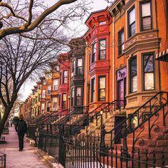 Sunset Park Brooklyn by @travelinglens #newyorkcityfeelings #nyc #newyork