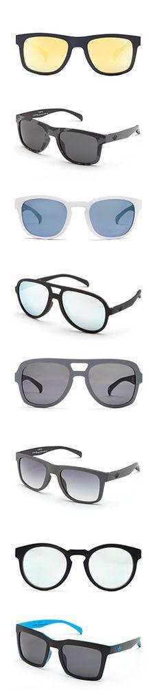 Νέα συλλογή Γυαλιών Ηλίου για τον Άνδρα, από την Adidas Originals Sunglasses