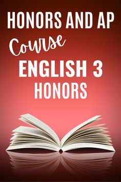 This course promotes excellence in English language arts through enriched experiences through the strands of reading process, literary analysis, writing process, writing applications, communication, and information and media literacy. Instruction includes frequent practice in writing various types of multi-paragraph essays, including documented papers; written and oral analysis of American literature representing the ethnic and cultural diversity of the American experience; and analysis…