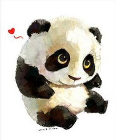 Panda Throw Pillow Cases (Decorative Cushion Covers /Accent Pillowcases): Give your room a whole new look and feel with Pillows, Cushion & Pillowcases. Great Gift for Panda Lovers. Panda Bebe, Cute Panda, Hello Panda, Cartoon Panda, Cute Cartoon, Tattoo Chino, Panda Design, Animals And Pets, Cute Animals