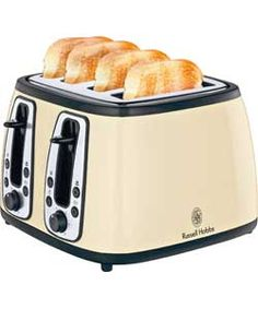 Toast for two! Moving House, Hobbs, New Homes, Kitchen Appliances, Toasters, Kettles, Argos, Country, Argo