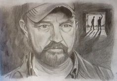Bev  hours ago what you think of my drawing? Think Of Me, What You Think, Supernatural Bobby, Thinking Of You, Drawings, Thinking About You, Sketches, Drawing, Portrait