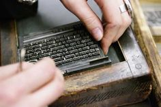 Maquetando textos con tipografía.