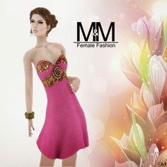 Diosaharu Adamski: M&M   Outfit: M&M 5CAROLINE PINK MESH-2Model &Phot...