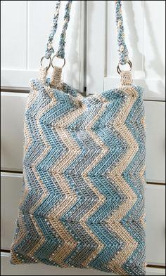 Beginner+Crochet+Tote+Bag+Patterns | Details about Crochet World April 2013 Patterns Baby Cocoon Jungle ...