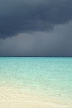 Dark clouds II - Maldives by Malu1122