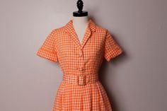 1950s dress, Sitter dress?