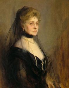 Princess Louise was Queen Victoria's 4th and most beautiful daughter..