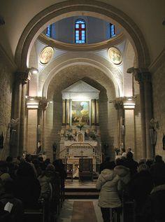 Cana of Galilee - Franciscan Wedding Church Interior | Flickr - Photo Sharing!
