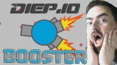 DIEP.IO - ITA : MODALITA' PROPULSIONE !! (BOOSTER)[SLITHER.IO]