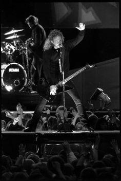 James Hetfield - good old days!