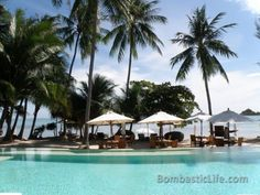 Main Pool at SALA Samui Resort and Spa – Koh Samui, Thailand
