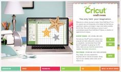 Learning how to use the new Cricut Craft Room!