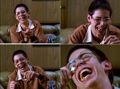Freaks and geeks- Bill is the best