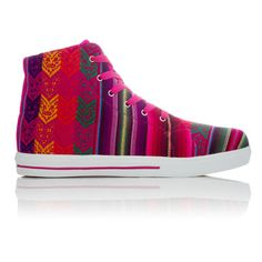 Cotton Candy High Top Unisex, $60, now featured on Fab.