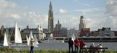 Antwerpen 2017: het toerisme in Antwerpen neemt een hoge vlucht