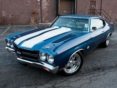 1970 CHEVY CHEVELLE SS                                                       …