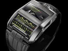 6 Strange, Expensive Watches - Business Insider