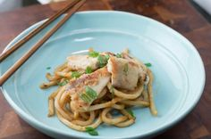 Plated Subscription Box Review: Sesame-Soy Udon Bowls with Crispy Tilapia