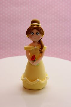 Beautiful Kitchen: Princess Belle Cake