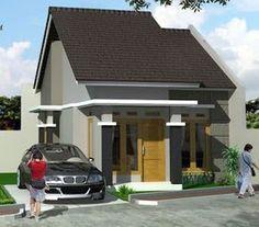 Model Rumah Minimalis Type 36 Terbaru 2018 Aku Pinterest House