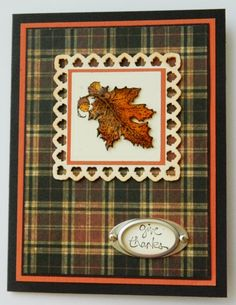 Give Thanks by by ann - Cards and Paper Crafts at Splitcoaststampers
