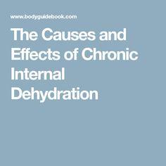 Wie viel Gewichtsverlust Dehydration