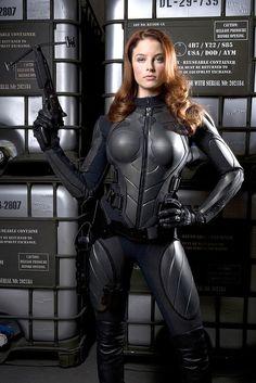 GI Joe Scarlett (Rachel Nichols)