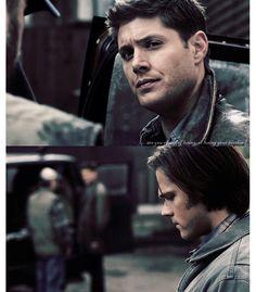 Dean & Sam Winchester #Supernatural