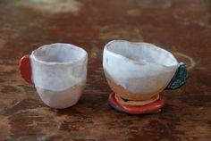shino takeda espresso cups. Yes!!