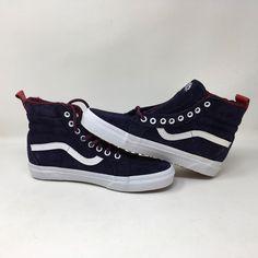54d8a0b56f VANS AUTHENTIC SK8 HI MTE PURPLE SNEAKERS MEN S SIZE 7.5 WOMEN S SIZE 9.0  NWOB  fashion  clothing  shoes  accessories  unisexclothingshoesaccs ...