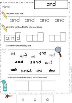 on  & E word Pinterest and  Silent Words Sight sight Sight Words, Mats Dough worksheet Play love