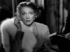 """Una belleza gélida. Marlene en """"Pánico en la escena"""""""