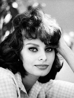 Sophia LorenIn an age where slim elegance was the fashion, world-renowned Italian actress Sophia Loren's full-bodied figure made men of all ages hold their breath. For Two Women, she received an Academy Award. It was the first foreign film to win an Oscar. Her other notable films include Yesterday, Today and Tomorrow, A Countess from Hong Kong, Sunflower, A Special Day and The Voyage.