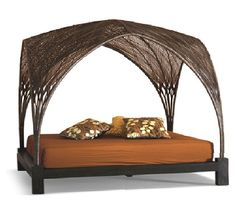 Kenneth Cobonpue Canopy bed