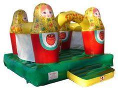 A bouncy castle!!!  Акции и предложения: Производство аттракционов, продажа аттракционов и надувные батуты