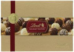 Lindt Gourmet Truffles Gift Box, 7.3 oz.   shopswell