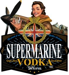 Spitfire Heritage Distillers provide one of the finest artisan Gin & Vodka spirits in the United Kingdom. See more about our brand and story here! Heritage Brands, Great Britain, Airplane, Vodka, Cocktails, Label, Beer, Thankful, Plane