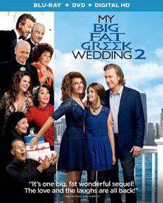 My Big Fat Greek Wedding 2 (Blu-ray + DVD + Digital HD), 2016 Amazon Hot New Releases Blu-ray  #DVD