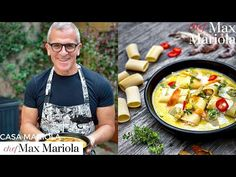 Chef Max Mariola - YouTube San Valentino, Chef, Ethnic Recipes, Youtube, Food, Essen, Meals, Youtubers, Yemek