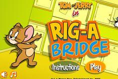 Napravite most za Jerry-a i pusite ga da predje Sjajna #igrica