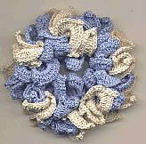 SCRUNCHIE: CHERRIE Crochet Hairband, Crochet Hair Clips, Crochet Bows, Crochet Cap, Crochet Flower Patterns, Knitted Headband, Crochet Beanie, Crochet Patterns Amigurumi, Crochet Hair Styles