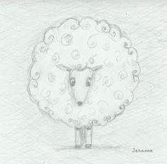 ...a little liney sheep