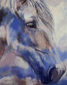 a sky horse_Michael Creese