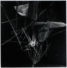 3D work 1958 Kansuke Yamamoto,exhibited at the ESPACE exhibition 1958, Nagoya, now lost. ©Toshio Yamamoto.