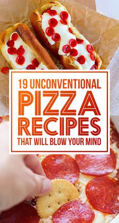19 Pizza Creations That Will Change Your Life