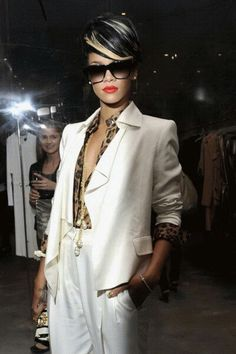 Rihanna #fashion