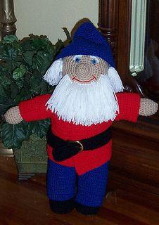 Ravelry: Gnorman Gnome Doll pattern by C.L. Halvorson